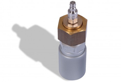 SF6 coupling DN12 with quick coupling (Rectus)