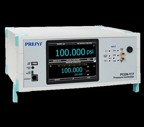 calibrateur de pression controleur de pression paillasse