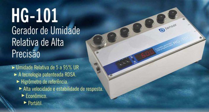 HG-101 présenté au brésil