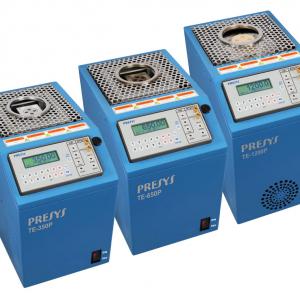 Puits sec de calibration à insert métallique portables