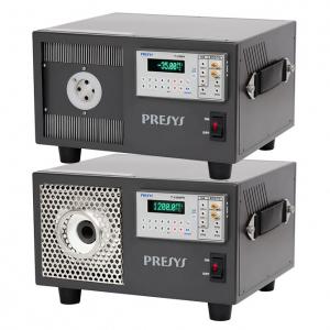four horizontal calibration de capteurs de température courts