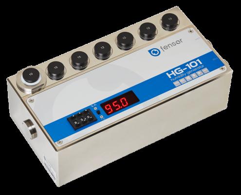 Calibrateur humidité relative pour enregistreurs et sondes